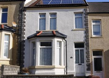 Thumbnail 3 bedroom terraced house for sale in Robert Street, Barry