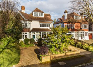 Thumbnail 6 bed detached house to rent in Links Road, Epsom