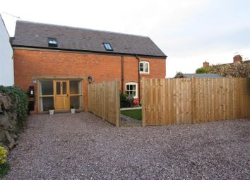 Thumbnail 3 bedroom detached house for sale in Cross Street, Enderby, Leicester
