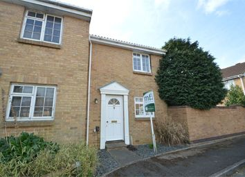 Thumbnail 1 bed end terrace house to rent in Finnart Close, Weybridge, Surrey