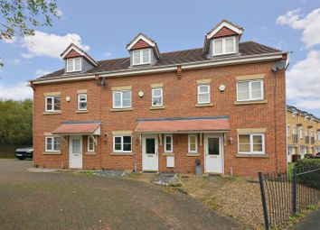 Thumbnail 3 bed terraced house for sale in Coleridge Way, Elstree, Borehamwood