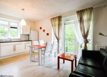 Thumbnail 4 bed flat to rent in Dulwich Common, London