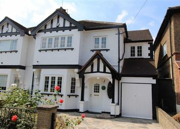 Thumbnail 4 bed semi-detached house for sale in Essex Road, North Chingford, London