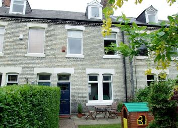 Thumbnail 4 bed terraced house to rent in Elsdon Road, Gosforth, Newcastle Upon Tyne
