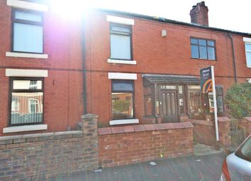 Thumbnail 2 bed terraced house to rent in Gorsey Lane, Warrington