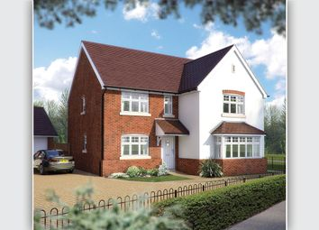 "Thumbnail 5 bed detached house for sale in ""The Arundel"" at Station Road, Long Buckby, Northampton"