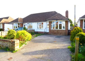 Thumbnail 2 bed bungalow to rent in Wannock Avenue, Willingdon, Eastbourne