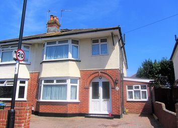 Thumbnail 4 bed semi-detached house for sale in Brookside Avenue, Southampton