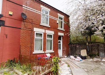 Thumbnail 3 bedroom end terrace house for sale in Ewan Street, Gorton, Manchester