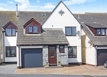 Thumbnail 5 bed semi-detached house for sale in Raleigh Close, Padstow