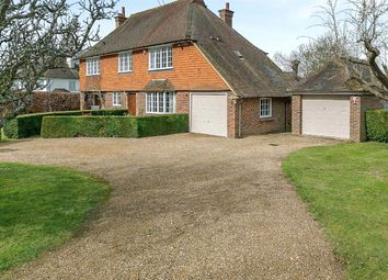 Thumbnail 4 bedroom detached house for sale in Fairway, Guildford, Surrey