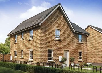 "Thumbnail 4 bed detached house for sale in ""Alderney"" at Thorpe Green Drive, Golcar, Huddersfield"