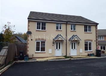 Thumbnail 3 bed semi-detached house to rent in St. Curigs Garden, Langstone, Newport.