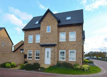 Thumbnail 5 bed semi-detached house for sale in Foren Crescent, Godmanchester, Huntingdon, Cambridgeshire
