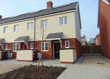 Thumbnail 2 bed end terrace house for sale in Oakcroft, Slough