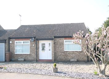 Thumbnail 2 bed bungalow for sale in Capel Close, Trimley St Martin