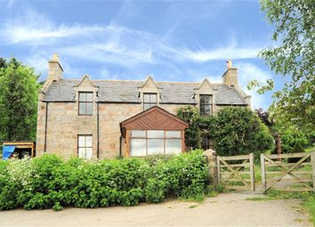 Thumbnail 4 bed detached house to rent in West Davoch, Tarland, Aboyne