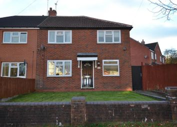 Thumbnail 3 bedroom semi-detached house for sale in Chatham Road, Northfield, Birmingham