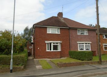 Thumbnail 3 bed semi-detached house for sale in Park Road, Norton Canes, Cannock