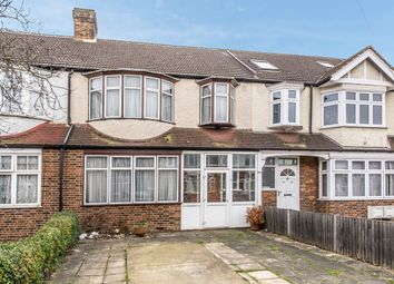 Thumbnail 3 bed terraced house for sale in Meadway, London
