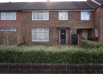 Thumbnail 4 bed terraced house to rent in Edgeley Road, Biddulph