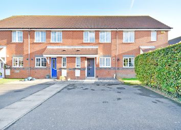 Thumbnail 2 bed terraced house for sale in Bland Drive, Hawkinge, Folkestone