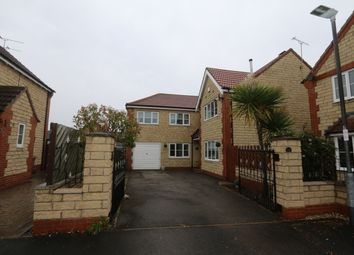 Thumbnail 5 bed detached house for sale in Old Rugby Park, Goole