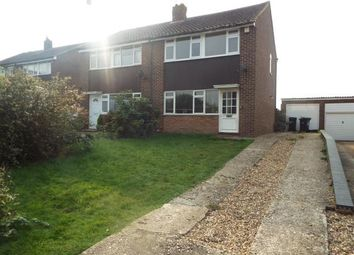 Thumbnail 3 bedroom property for sale in Ashenden Close, Canterbury, Ashford, Kent