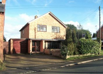 Thumbnail 3 bed detached house for sale in Croft Way, Weedon