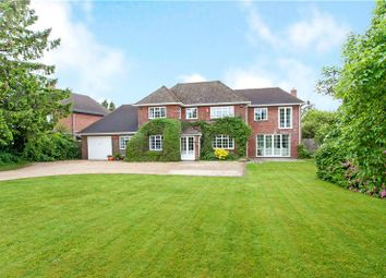 Thumbnail 6 bed detached house for sale in Kilham Lane, Winchester, Hampshire