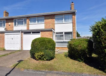 Thumbnail 3 bed end terrace house for sale in Lytham Close, Reading