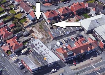 Thumbnail Land for sale in St. Davids Avenue, Thornton-Cleveleys