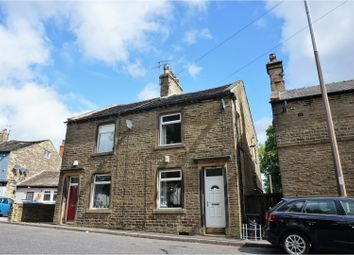 Thumbnail 3 bed end terrace house for sale in Keighley Road, Halifax