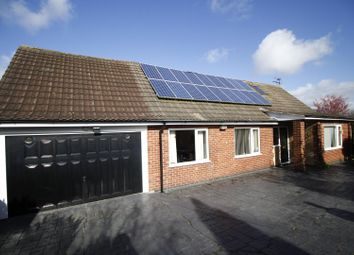 Thumbnail 4 bed detached house for sale in Gresley Wood Road, Church Gresley, Swadlincote