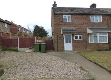 Thumbnail 3 bed semi-detached house to rent in Abbey Drive, Ashby De La Zouch