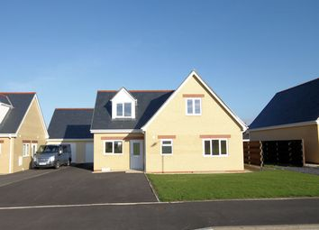 Thumbnail 3 bedroom detached house for sale in Corbett Avenue, Tywyn