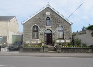 Thumbnail 3 bed detached house for sale in Bryn Seion Coychurch Road, Pencoed, Bridgend.