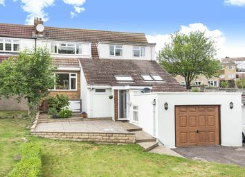 Thumbnail 4 bed semi-detached house for sale in Rushdean Road, Strood, Rochester