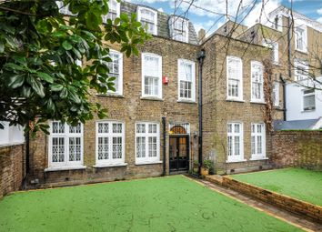Thumbnail 4 bed terraced house to rent in Bedford Gardens, Kensington, London