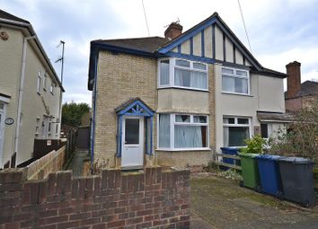 Thumbnail 3 bedroom semi-detached house for sale in Cromwell Road, Cambridge