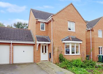 Thumbnail 3 bed detached house to rent in Brabant Way, Westbury