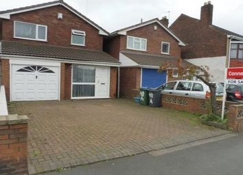 Thumbnail 3 bedroom property to rent in Hill Top, West Bromwich