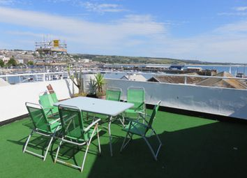 Thumbnail 4 bedroom end terrace house for sale in Dock Lane, Penzance
