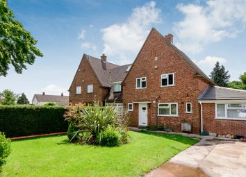 Thumbnail 5 bed semi-detached house for sale in Lindridge Road, Sutton Coldfield, West Midlands