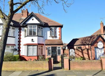 Thumbnail 3 bed semi-detached house for sale in Paxford Road, Wembley, Middlesex