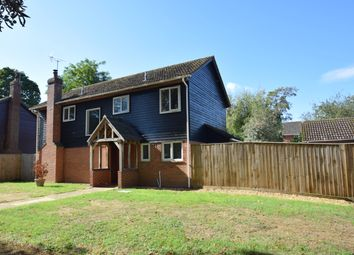 Thumbnail 4 bed detached house for sale in St. Albans, Fordham Road, Newmarket