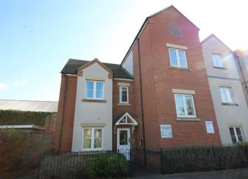 Thumbnail 2 bed flat for sale in Military Road, Northampton