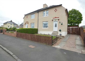 Thumbnail 2 bed semi-detached house for sale in Eliot Crescent, Hamilton