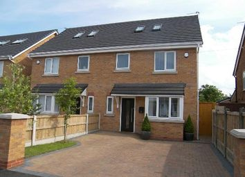 Thumbnail 4 bed semi-detached house for sale in Glenmarsh Way, Formby, Liverpool