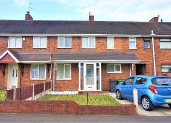 Thumbnail 3 bedroom terraced house for sale in Moat Green Avenue, Wolverhampton